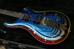 B.U.G. 特注 Signature Metal -blue multi-