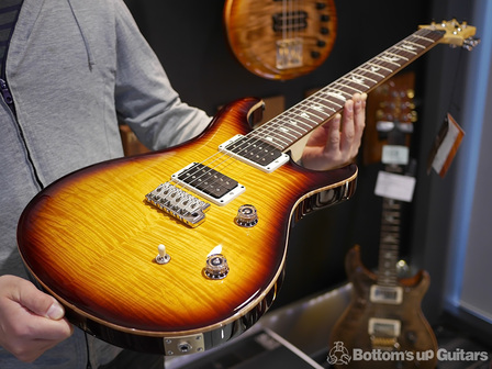 PRS New CE 24 Maccarty tobacco sunburst paul reed smith