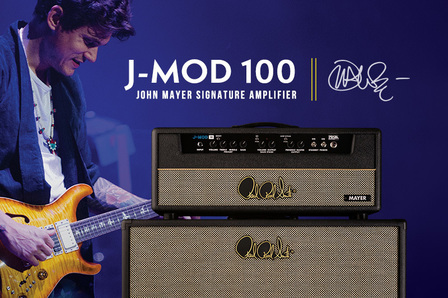 JMOD100 John Mayer Signature PRS Amp Super Eagle ジョンメイヤー シグネチャー