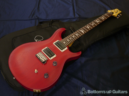 PRS 2016年末の限定生産モデル CE24 Standard Satin Limited Vintage Cherry