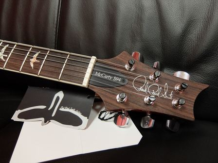 PRS McCarty594 John Mayer Guitar of the Month