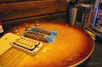 Greco Les Paul Birds-eye Maple Top