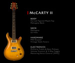 McCarty 2 is just unveiled at Winter NAMM 2008 !!